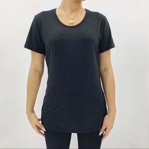 32 Degrees Women Cool Scoop Neck T-Shirt New Large